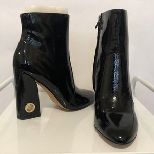 BNWT Patent Leather Stella Boots